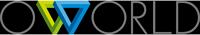 oWorld – Mobile App Freelance Logo